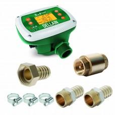 Блок автоматики для вибрационного насоса Dellain PM3 комплектация ВиСтан