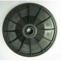 Дно гидравлической части (диффузора) Джилекс ДЖАМБО-60/35 (после марта 2014г) Ø20,5 (М3832)